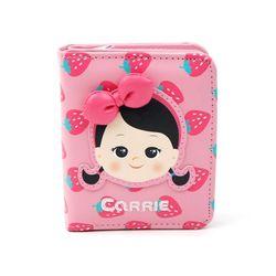 캐리 딸기반지갑