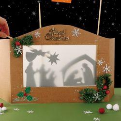 그림자인형극장-아기예수의탄생(4인용)