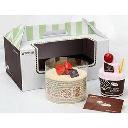 베이커리 선물세트(미니파티+아이스크림) 기념수건