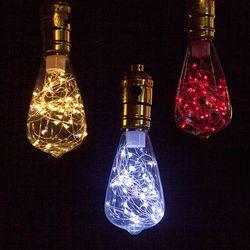[포커스] 카오스 ST64 LED1W 에디슨 램프(눈꽃램프)