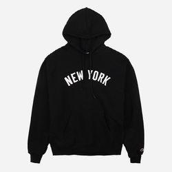 풀오버 후드 NEW YORK 블랙