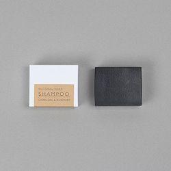 [Shampoo 천연수제비누] 숯&로즈마리 샴푸바