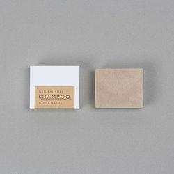 [Shampoo 천연수제비누] 맥반석&티트리 샴푸바