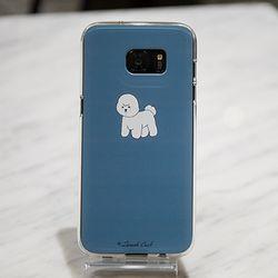 [ZenithCraft] LG G5 댕댕이 비숑 젤리 케이스