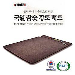 참숯황토 웰빙 더블 전기매트 KI-470