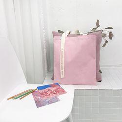 핑크 에코백 Pink Lavender