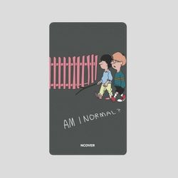 [NCOVER] am I normal-dark gray(battery mAh5000)