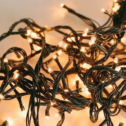 크리스마스 LED 전구 녹색선 컨트롤러 100구