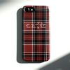 CHECK CUSTOM CASE(Tartan)