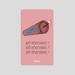 [NCOVER] dinamite-pink(battery mAh5000)