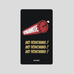 [NCOVER] dinamite-black(battery mAh5000)