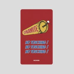 [NCOVER] dinamite-red(battery mAh2500)
