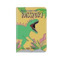 마이펫 디노 여권케이스