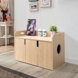 퍼피노 펫블리 고양이 화장실(대) bs025