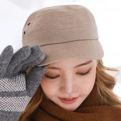 데일리 군모 여자 모자