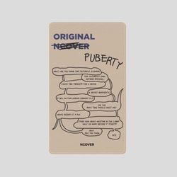 [NCOVER] original puberty-beige(battery mAh5000)
