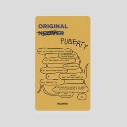 [NCOVER]original puberty-yellow(battery mAh2500)