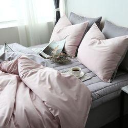 프리미엄 모달 핑크침구-퀸기본세트