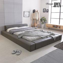 지브리 저상형 패밀리 침대 Q (매트별도)