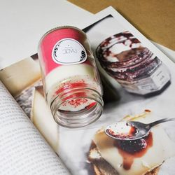 오롯이 라데 - 딸기라떼 (200ml)(스모크리스심지)