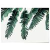 패브릭 포스터 F154 북유럽 식물 열대 나뭇잎 [중형]