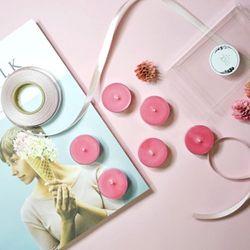 컬러풀티라이트 - 핑크(6ea)