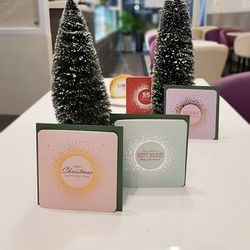 아이씨엘 크리스마스 카드 - 샤인 ver.1