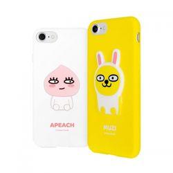 카카오프렌즈 볼륨 실리콘 아이폰5(s).SE 케이스