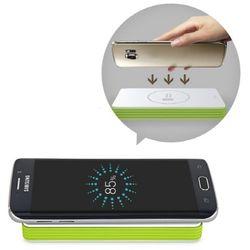 휴대용 무선충전 겸용 태양광 보조배터리  5000mAh