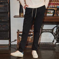 Crump x thisrespect basic cotton pants (CP0037)