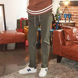 Crump x thisrespect basic cotton pants (CP0037-1)