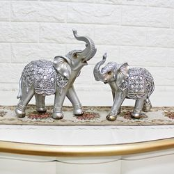 코끼리 S311 2P SET 코끼리장식품