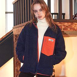 Crump thermal fleece jacket (CO0009-1)
