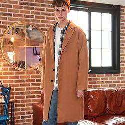 Crump over-fit classic coat (CO0013-1)