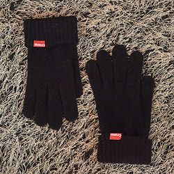 Crump logo touch glove (CA0010)
