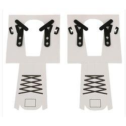 LineClip 신발끈 정리 슈클립2탄 라인클립 1팩4개