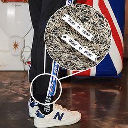 Crump logo pants holder (CA0011)