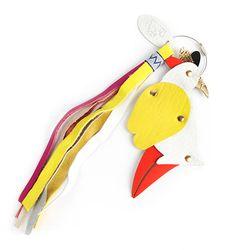 Parrot Key-Ring