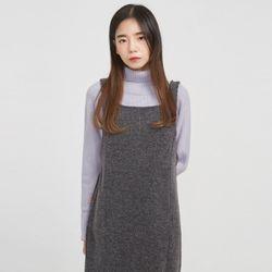 pastel long sleeve polar knit