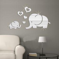 코끼리 아크릴거울