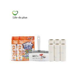 일본산 Clpica 본체+초강접착 리필(6p)절취선