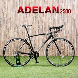 [조립 발송] 2017 뮤트 아델란 2500  로드자전거