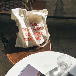 [무료배송 ~12/31까지] LOVE Theme Bag 러브테마 에코백 [플래네틸]