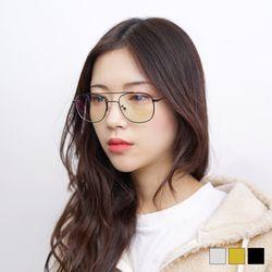 라운드 안경 (3colors)