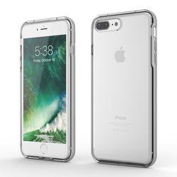 아이폰8/7플러스 아크롬 쉴드 투명 범퍼케이스