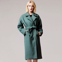 [MAYCATS]Modern Trench Coat