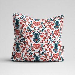 쿠션 스칸디나비아 패턴 by노윤(244928) 50cm커버