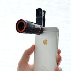 스마트폰 대포 8배 망원렌즈