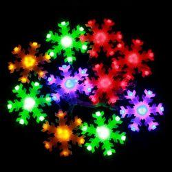 (9310580) 120구 투명선 LED 설정 칼라전구(2.7M)