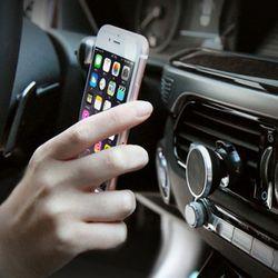 차량용 송풍구 스마트폰 자석 마그네틱 거치대